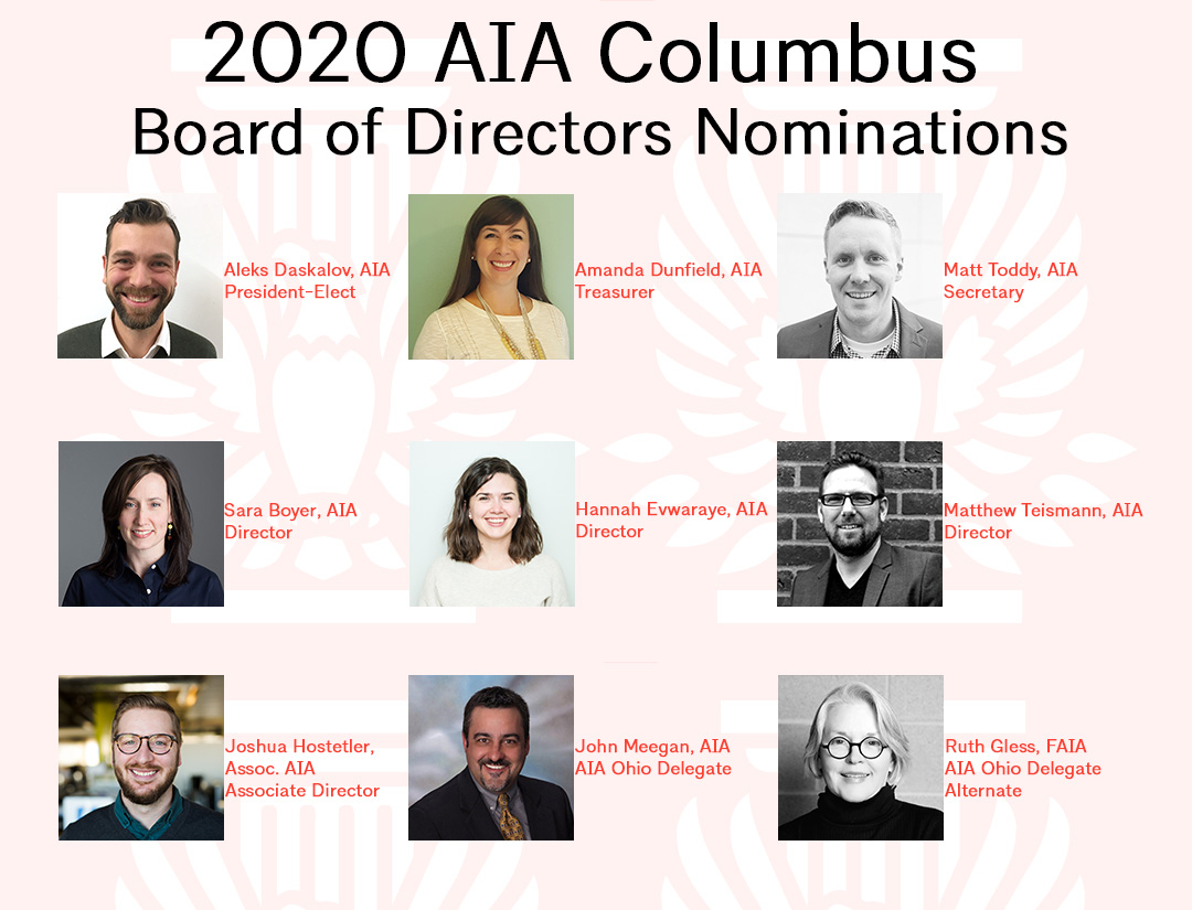 2020 board nominations