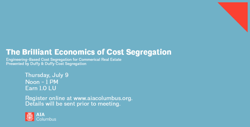 cost segregation website