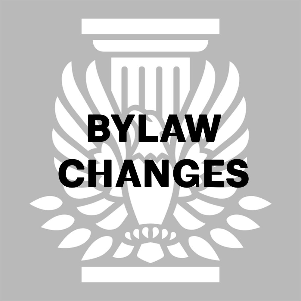 bylaw change square