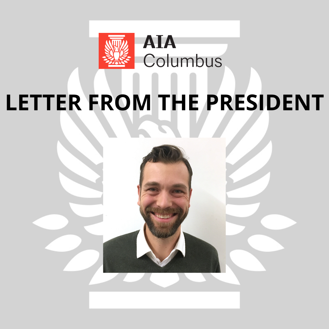 LETTER FROM THE PRESIDENT ALEKS SQUARE