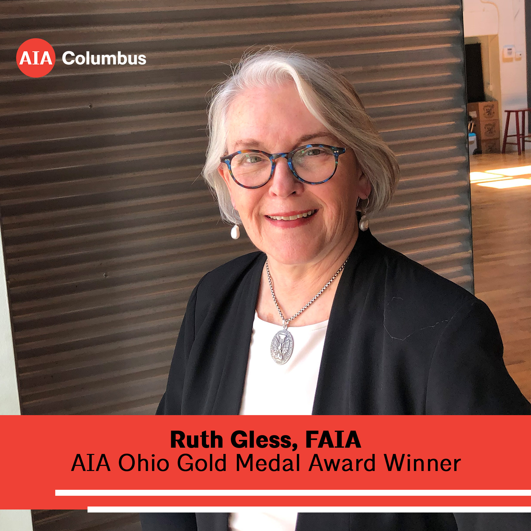 Ruth Gold Medal